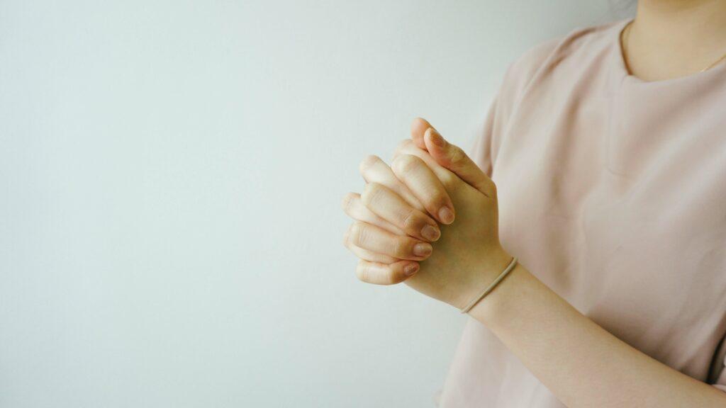 Kunnen wij voor je bidden?